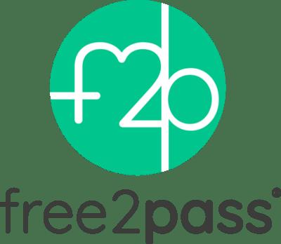 free2pass logo